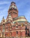 Sanders Theater, Harvard